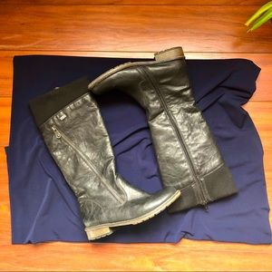 Remonte lined boots